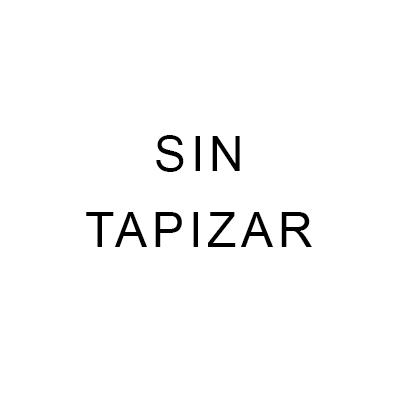 Sin tapizar